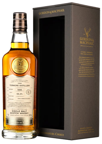 Tormore 1995-2019 | 24 Year Old | Connoisseurs Choice Cask Strength