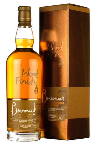 Benromach 2010-2018 Chateau Cissac Finish