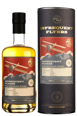 Undisclosed Islay Distillery 2006-2019 | 12 Year Old | Infrequent Flyers