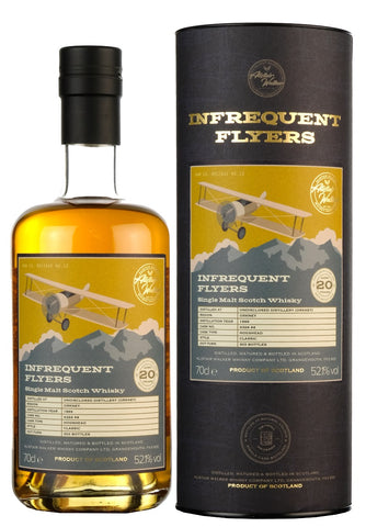 Undisclosed Orkney Distillery 1999-2019 | 20 Year Old | Infrequent Flyers