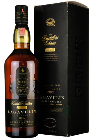 Lagavulin 1987-2003 | Distillers Edition