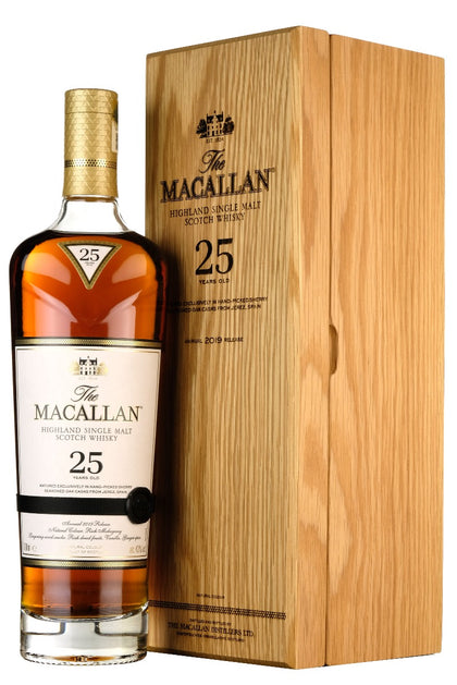 Macallan 25 Year Old | 2019 Release