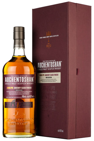 Auchentoshan 1988-2019 | 29 Year Old | PX Sherry Cask Finish