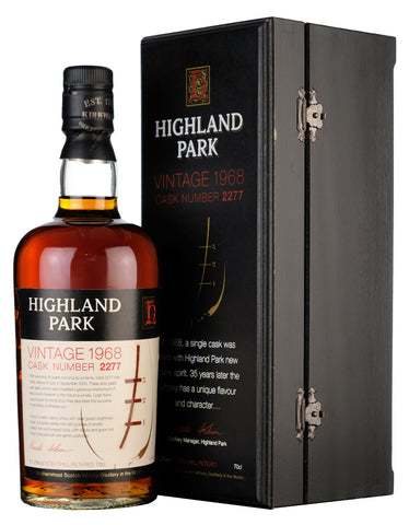 Highland Park 1968 | 35 Year Old | Cask 2277