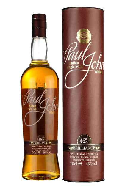 Paul John Brilliance | Indian Whisky