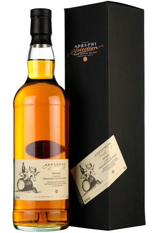 Breath Of Speyside 2006-2020 | 11 Year Old Adelphi Selection