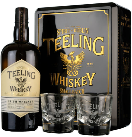 Teeling Small Batch Glass Pack