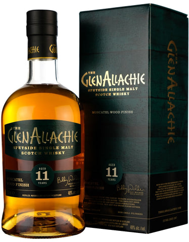 Glenallachie 11 Year Old | Moscatel Wood Finish