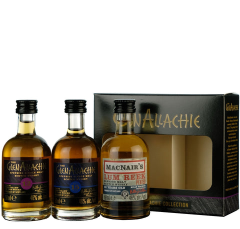 The Glenallachie Collection Miniature Gift Pack