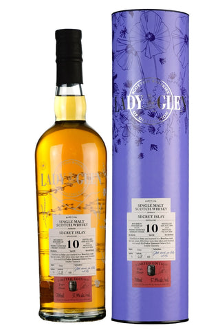 Secret Islay 2009-2020 | 10 Year Old PX Octave Finish | Lady Of The Glen