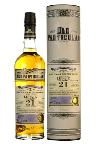 Ledaig 1997-2019 | 21 Year Old | Old Particular DL13060
