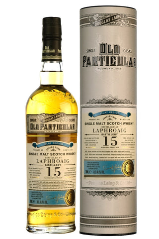 Laphroaig 2004-2019 | 15 Year Old | Old Particular DL13743
