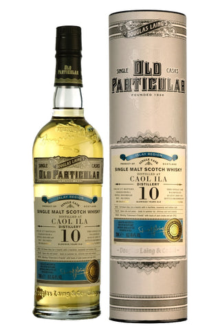 Caol Ila 2009-2019 | 10 Year Old | Old Particular DL13824