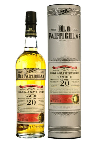 Tamdhu 1999-2019 | 20 Year Old | Old Particular DL13785
