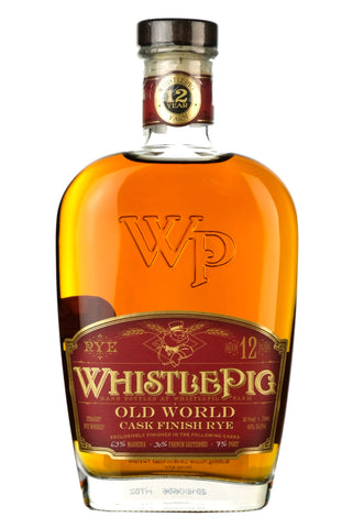 WhistlePig 12 Year Old Marriage