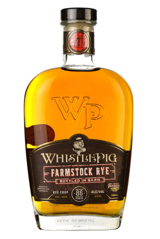 WhistlePig Farm Stock Rye Crop 002