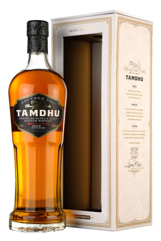 Tamdhu Batch Strength | Batch 004
