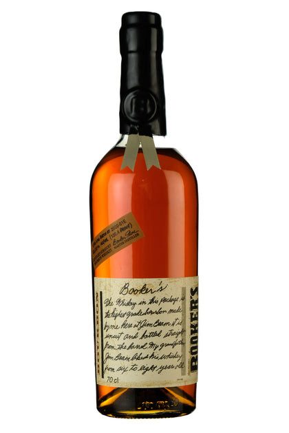 Bookers True Barrel Bourbon | Batch 2020-01E