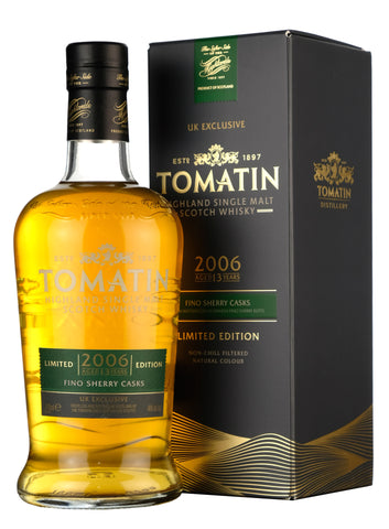 Tomatin 2006-2020 | 13 Year Old UK Exclusive