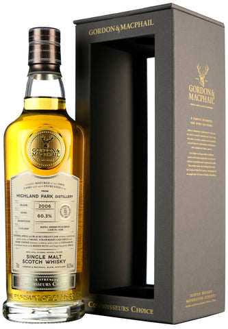 Highland Park 2006-2020 | 13 Year Old Connoisseurs Choice Cask Strength