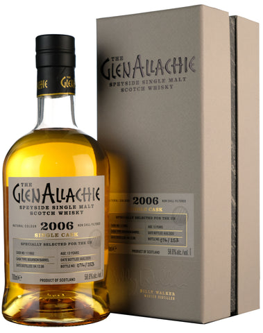 Glenallachie 2006-2020 | 13 Year Old Single Cask 111860