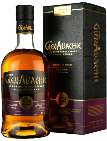 Glenallachie 12 Year Old French Oak Finish