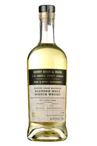 Berry Bros & Rudd Peated Cask Matured | The Classic Range