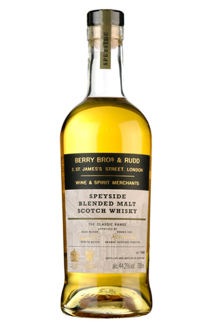 Berry Bros & Rudd Speyside Blended Malt | The Classic Range