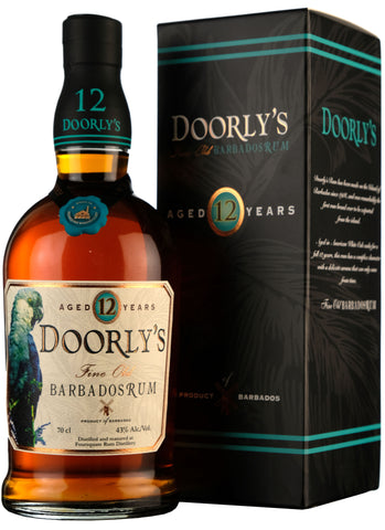 Doorlys 12 Year Old Rum