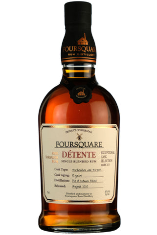 Foursquare Detente 10 Year Old