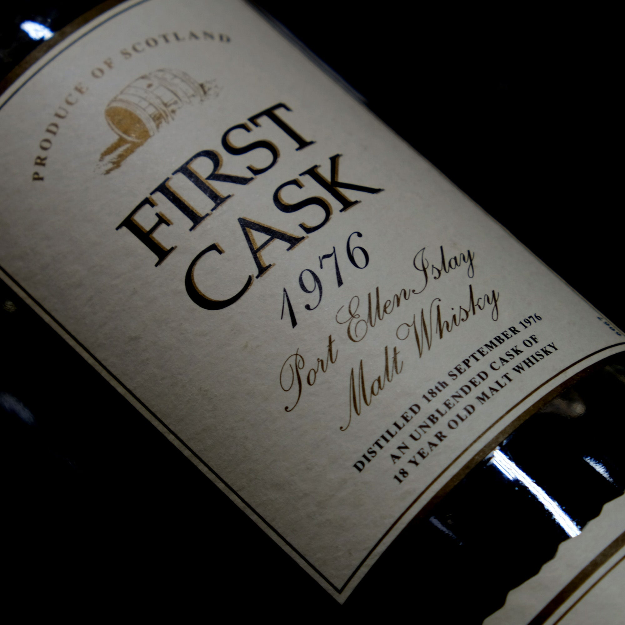 Part 1 'First Cask' Whisky Tasting - Old & Rare With Whisky-Online Auctions