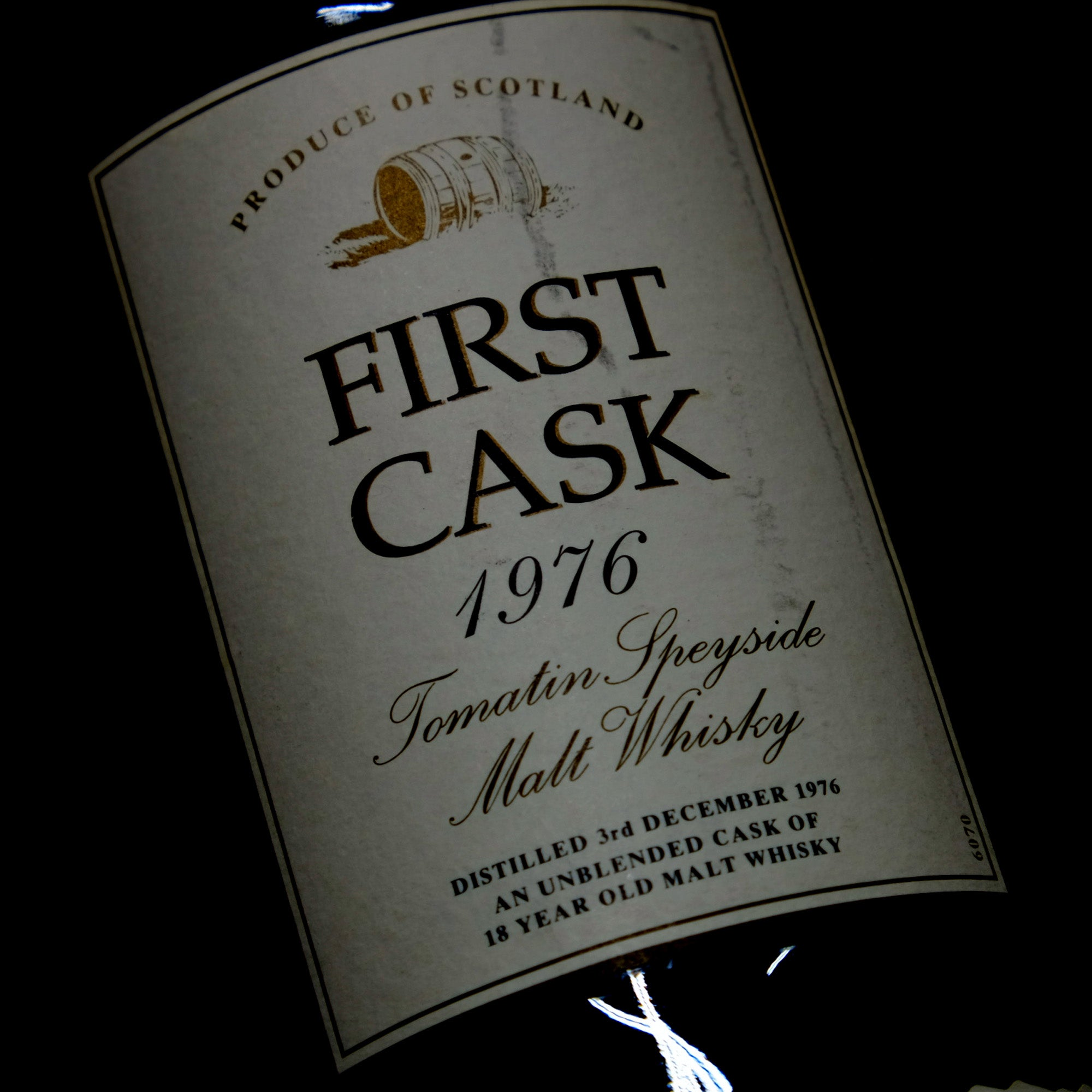 Part 2 'First Cask' Whisky Tasting - Old & Rare With Whisky-Online Auctions