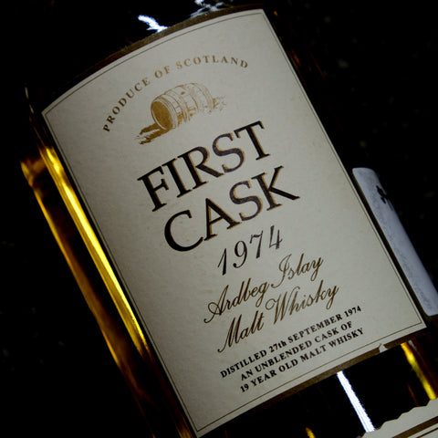 Part 3 'First Cask' Whisky Tasting - Old & Rare With Whisky-Online Auctions
