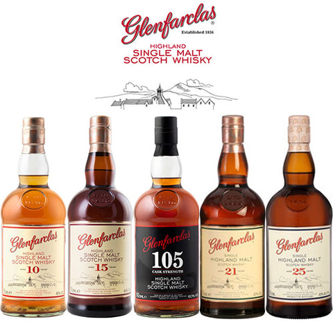 Whisky-Online Virtual Tasting | Glenfarclas Distillery