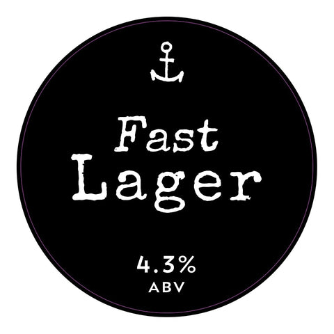 Fast Lager 4.3%