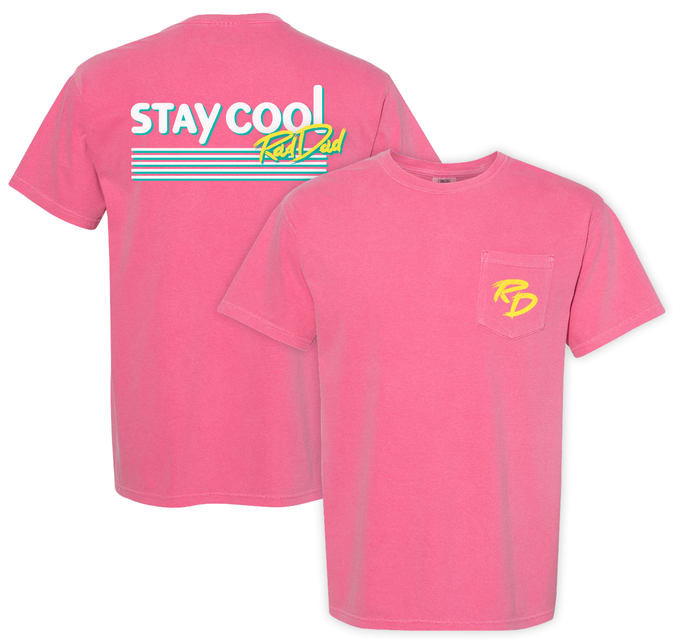 Stay Cool Rad Dad Shirt