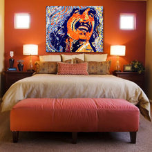 Load image into Gallery viewer, George Harrison art print for interior design