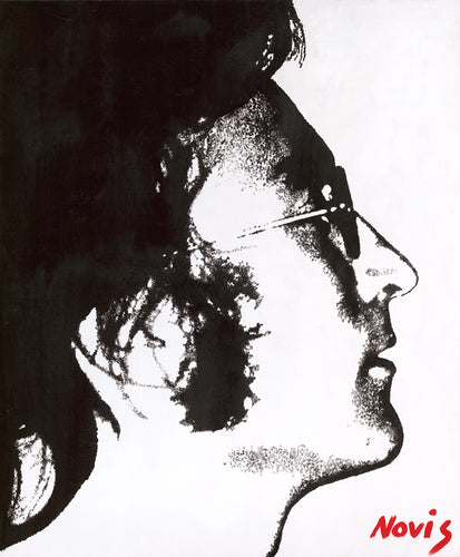 John Lennon Starting Over art print