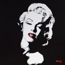 "Load image into Gallery viewer, MARILYN MONROE 59x59cm (23x23"")"
