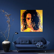 Load image into Gallery viewer, Michael Hutchence portrait by Barry Novis