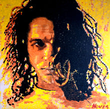 Load image into Gallery viewer, Michael Hutchence art print