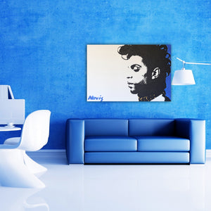 Prince portrait for interior design