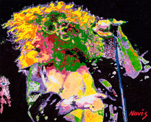 Load image into Gallery viewer, Robert Plant Led Zeppelin art print
