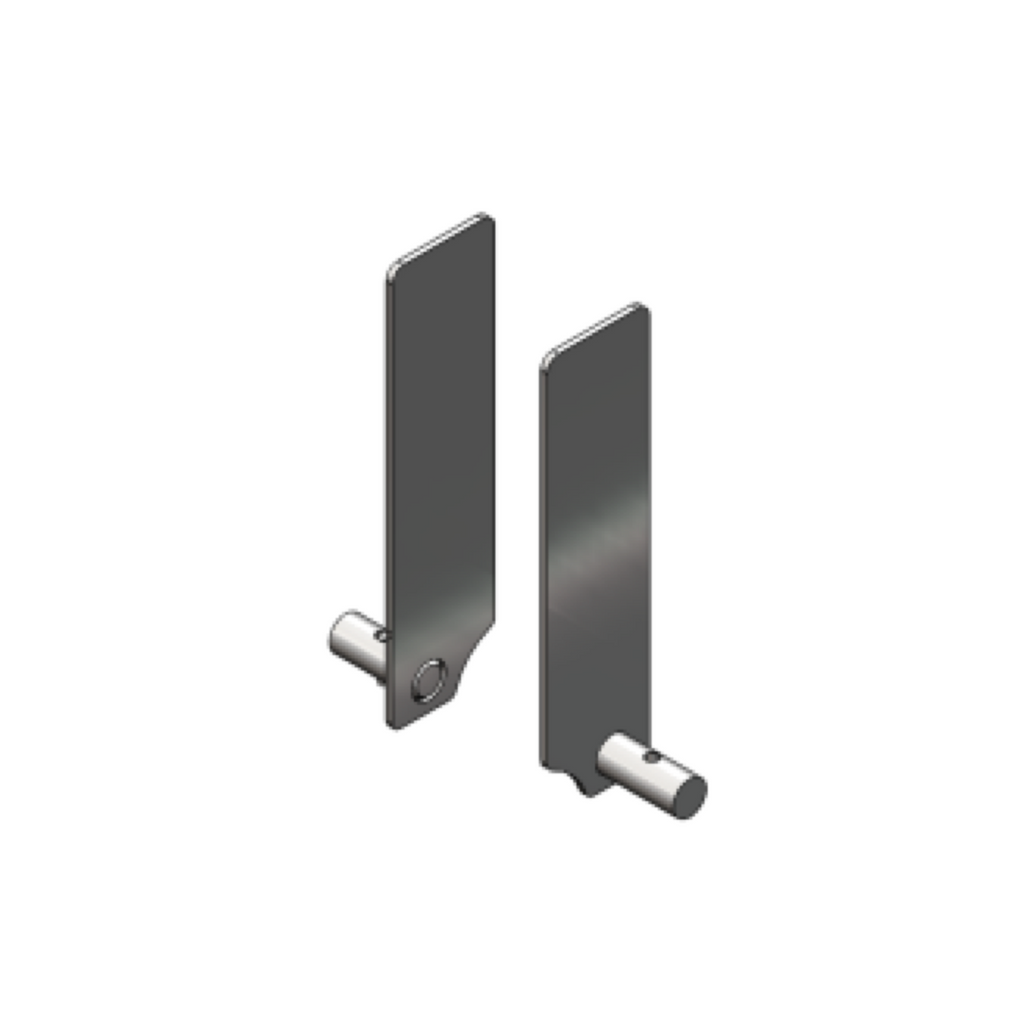 E-Track End Cover for Luna Ceiling Lift (2-Pack)