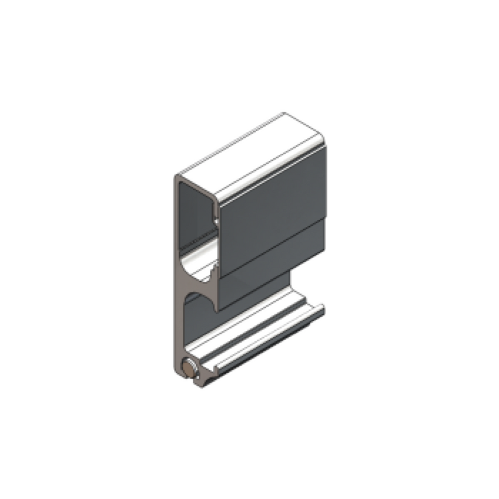 E-Track End Piece for Luna Ceiling Lift