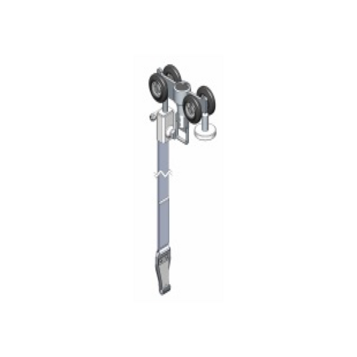 Room-room cart for Luna Ceiling Lift (135mm)