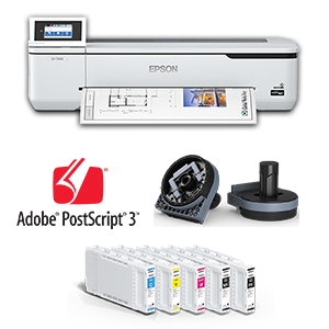 Epson T-Series Inks & Supplies