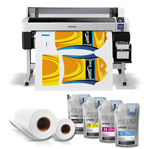 Epson Dye-Sublimation Ink & Supplies