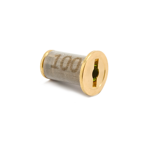 Check Valve/Filter for SpeedTreater TX (Gold mesh) - Equipment Zone Online Store
