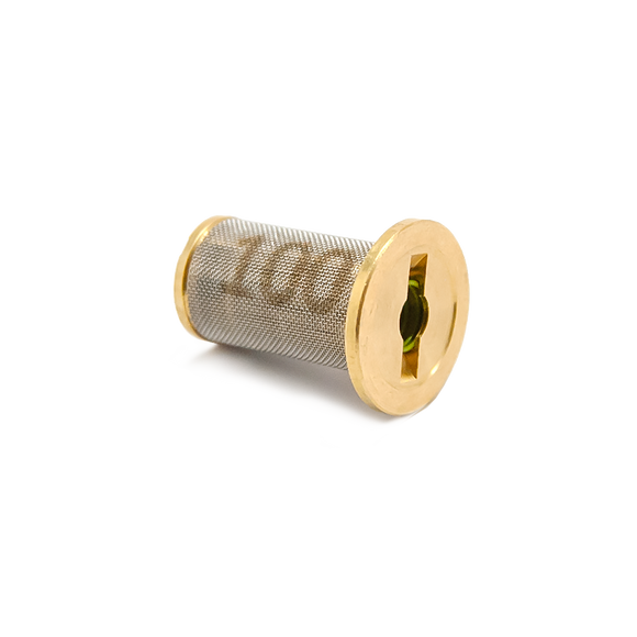 Check Valve/Filter for SpeedTreater TX (Gold mesh) - Equipment Zone